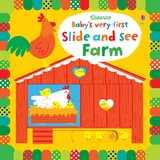【Baby's very first Slide and See】Farm,【滑动看】农场