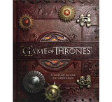 【Pop-Up】Game of Thrones: A Pop-Up Guide to Westeros,【立体书】:权力的游戏之维罗斯特指南