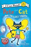 Pete the Cat and the Lost Tooth,皮特猫和丢失的牙齿