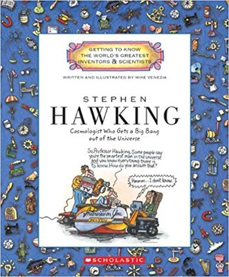 (Getting to Know the World's Greatest Inventors & Scientists)Stephen Hawking,【认识世界上最伟大的发明家&科学家】斯蒂芬·霍