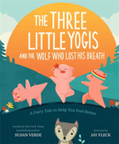 The Three Little Yogis and the Wolf Who Lost His Breath,三个小瑜伽士和失去呼吸的狼