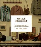 Vintage Menswear: A Collection from The Vintage Showroom,复古男装:复古陈列室的收藏