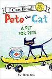 Pete the Cat: A Pet for Pete,皮特猫的宠物