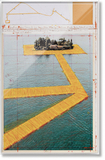 【Art Edition】Christo and Jeanne-Claude. The Floating Piers(No. 41-60),克劳德夫妇:漂浮码头(41-60)