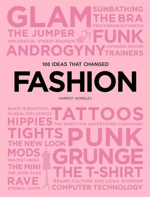 100 Ideas That Changed Fashion,100个改变时尚的想法