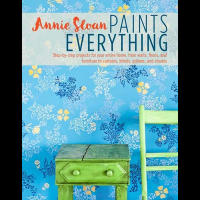 Annie Sloan Paints Everything,安妮·斯隆:画作无处不在
