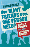 How Many Friends Does One Person Need?,一个人需要多少朋友?