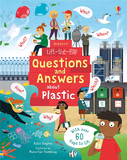 【Lift-the-Flap Questions and Answers】About Plastic,【翻翻书】你问我答:关于塑料