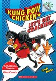 KUNG POW CHICKEN #1: LET'S GET CRACKING!,功夫小鸡1:让我们开始吧!