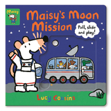 【Maisy's】 Moon Mission,【小鼠波波】月球任务
