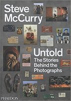 Steve McCurry Untold:the Stories Behind the Photograohs,斯蒂夫·麦柯里 没有说的摄影背后故事
