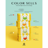Color Sells: Choose the Right Colors for Your Package, 包装配色指南