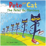 Pete the Cat: The Petes Go Marching,皮特猫:皮特猫行军