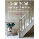 Colour Recipes for Painted Furniture and More,彩色家具的色彩食谱