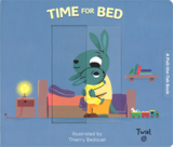 【Pull and Play】Time for Bed ,【拉玩书】该睡觉了