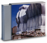 【Limited Edition】CHRISTO AND JEANNE-CLAUDE, WRAPPED REICHSTAG, BERLIN, 1971-1995