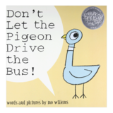 Don't Let the Pigeon Drive the Bus! ,不要让鸽子开车