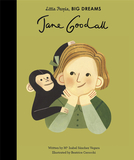 【Little People, BIG DREAMS】Jane Goodall,【小人物,大梦想】珍妮·古道尔
