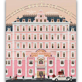 The Wes Anderson Collection: The Grand Budapest Hotel,韦斯·安德森集:布达佩斯大饭店