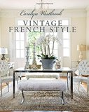 Carolyn Westbrook: Vintage French Style,法国复古风格