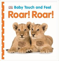 【Baby touch and feel】Roar! Roar!,【触摸书】吼!吼!