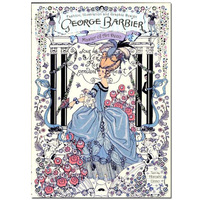 George Barbier: Master of Art Deco: Fashion, Illustration and Graphic Design,优美的幻想